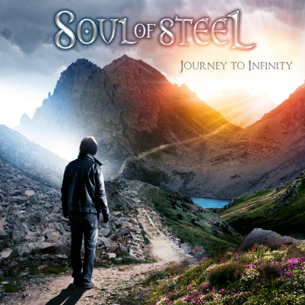 Journey to infinity cover front
